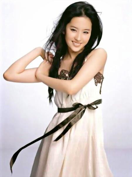 Yifei Liu: Actress Website: Chinese Actress Liu Yi Fei Photos