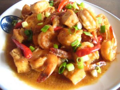 Gambar Resep Tofu Saus Tiram Mantap Rasanya