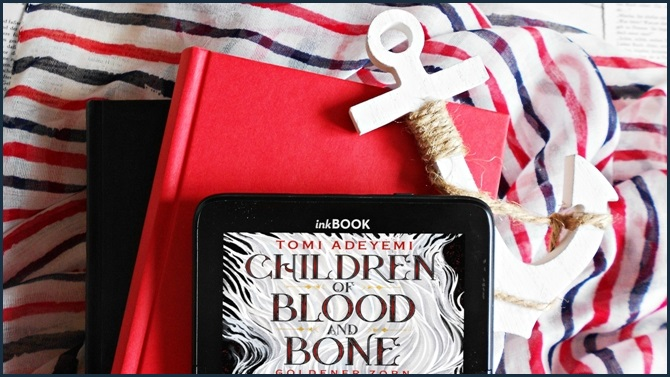 Children of Blood and Bone CBB Fischer FJB Aktion NetGalley LovelyBooks Leserunde Afrika Nigeria Yoruba Mythologie Rassismus