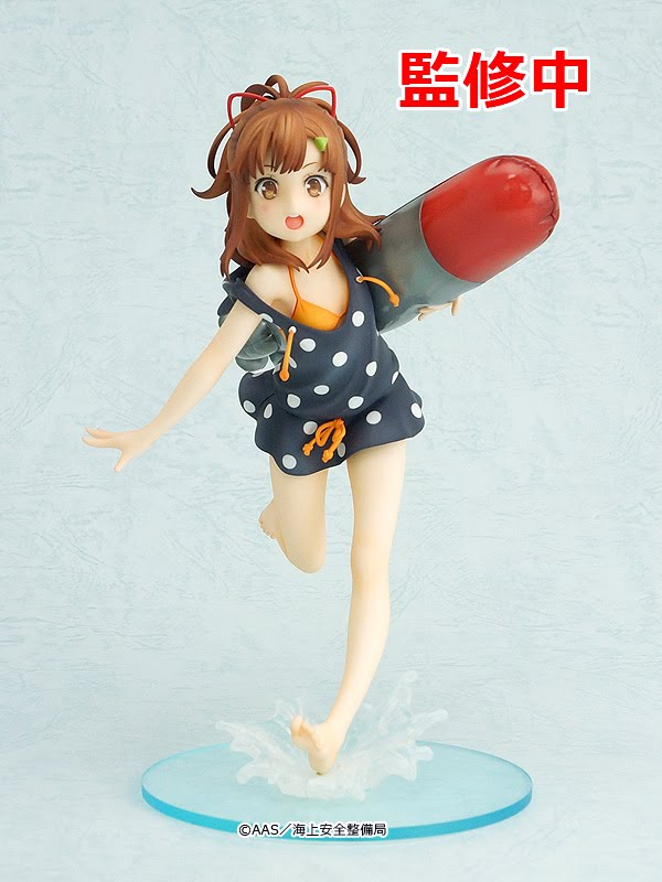High School Fleet – Mei Irizaki: Swimsuit Ver.