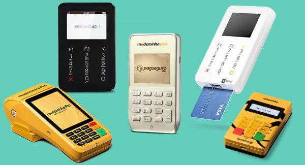 maquina de cartão sem celular