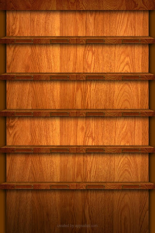 shelf wood shelves - Download iPhone,iPod Touch,Android Wallpapers