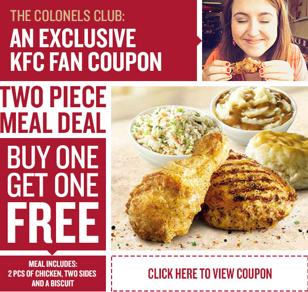 Fast Food Coupons April
