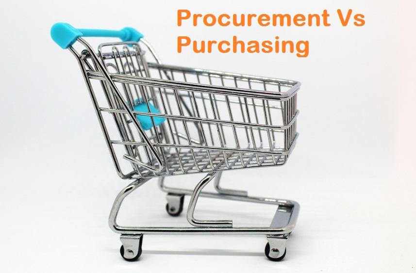 Perbedaan Antara Procurement Dan Purchasing