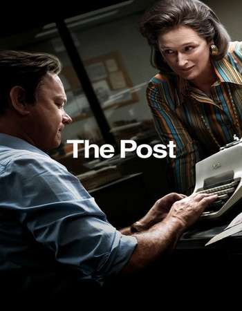 The Post 2017 English 480p 300MB BluRay Full Movie Download