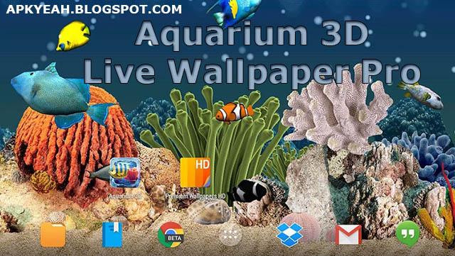 3d aquarium live