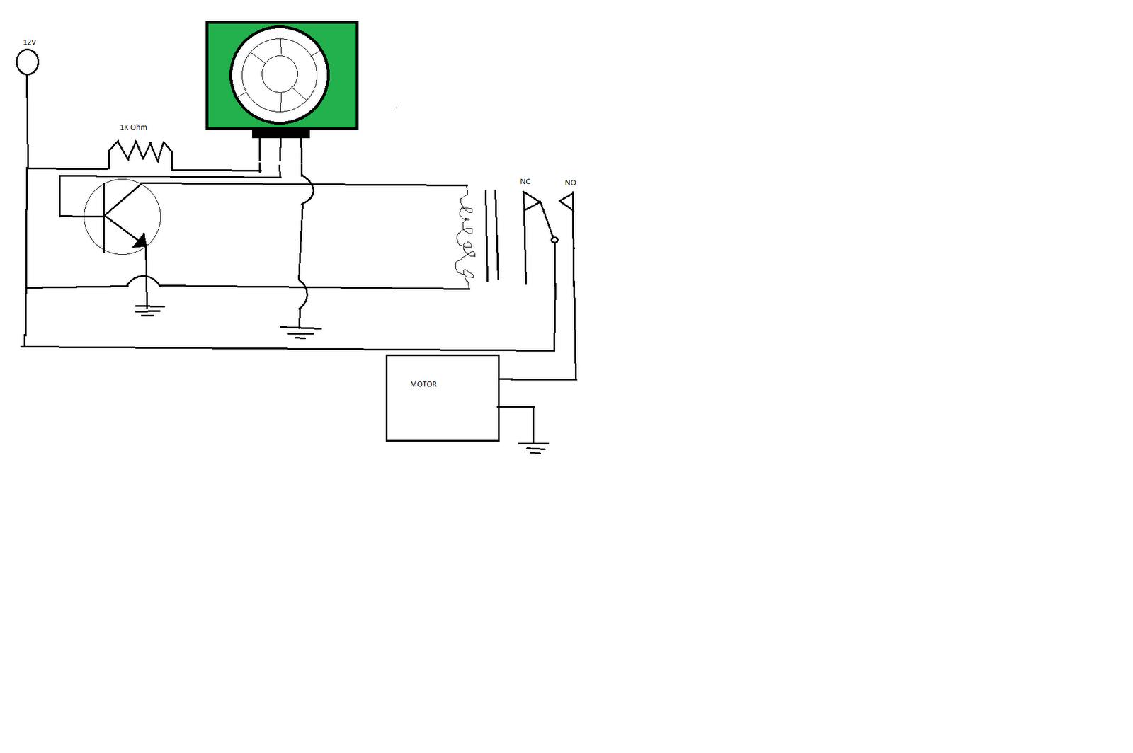 Stationary Infrared-sensing/ remote-controlled nerf shotgun