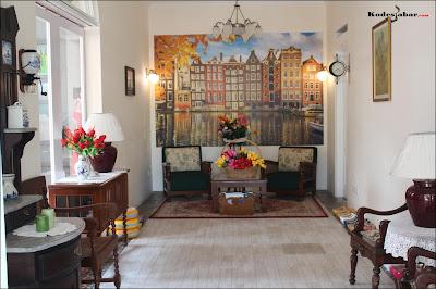 Studio foto Rumah Belanda Maribaya