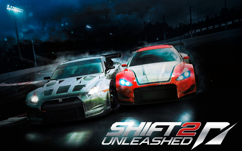 Need For Speed Shift 2 Unleashed Download Poster