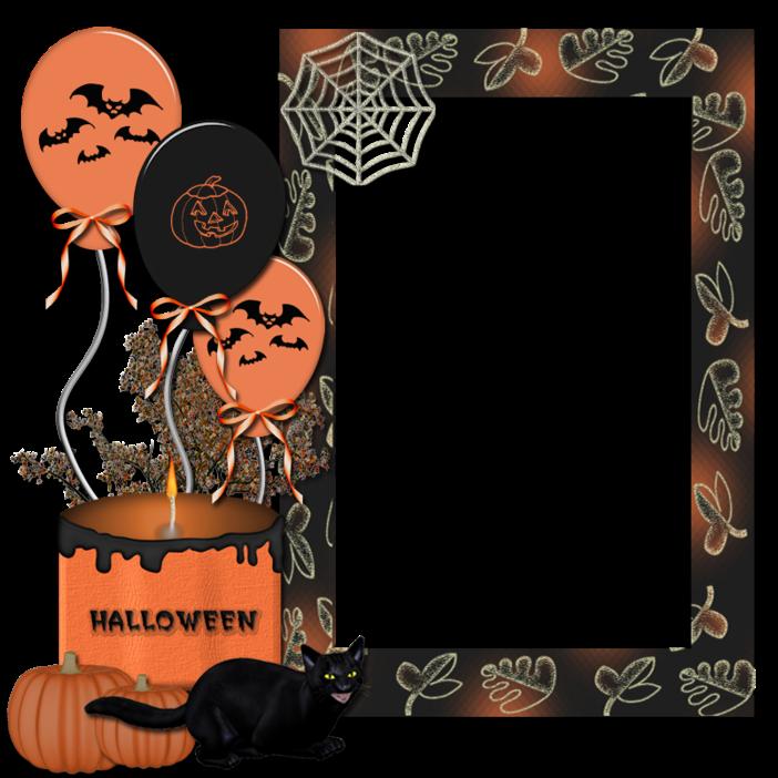 Marco de Halloween  2