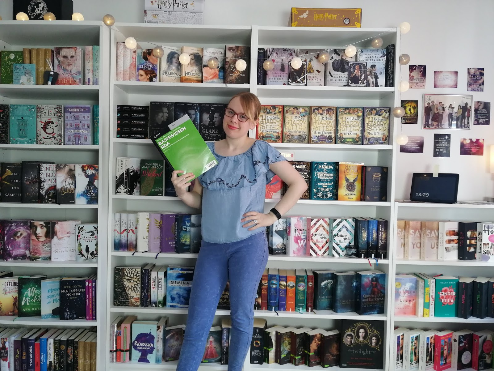 Game of Libraries – Mein Alltag als FaMI in der wissenschaftlichen Bibliothek