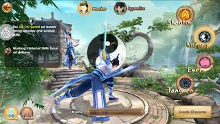 game mmorpg android terbaik dan Terbaru - Age of wushu