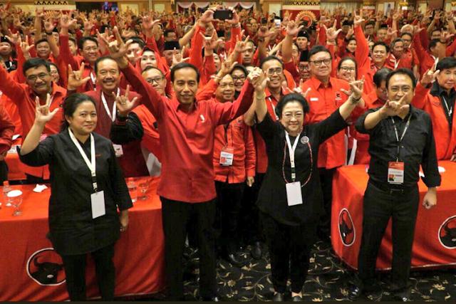 Tumben Biasanya Nyinyir, Kali Ini Fahri Hamzah Beri Ucapan Selamat Pada PDI-P yang Resmi Usung Jokowi Sebagai Capres