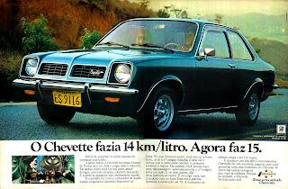propaganda Chevette - Chevrolet - GM - 1979. propaganda anos 70. propaganda carros anos 70. reclame anos 70. Oswaldo Hernandez.