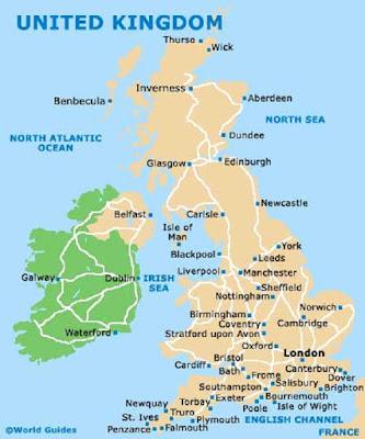 Negara Inggris United Kingdom of Great Britain - berbagaireviews.com
