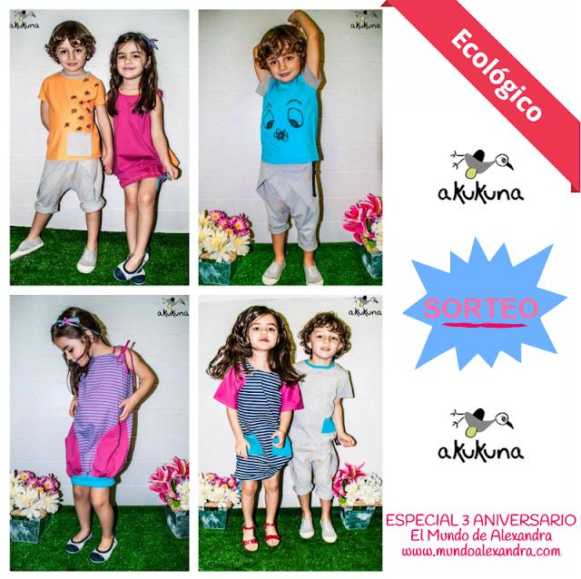 Moda Infantil Ecológica