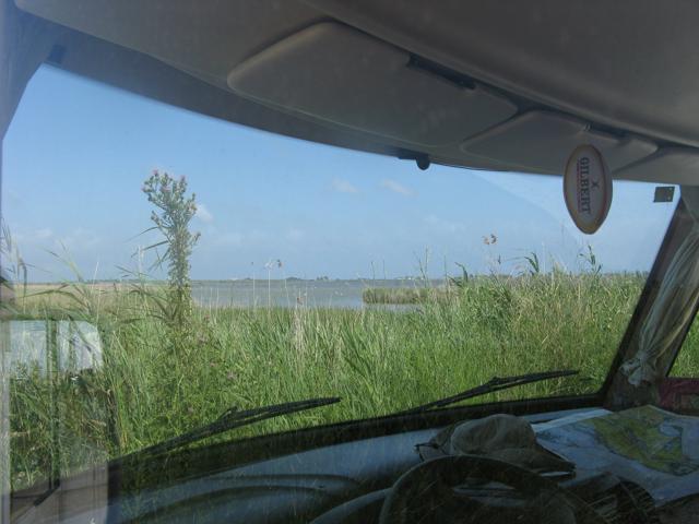 El Delta de l'Ebre amb autocaravana