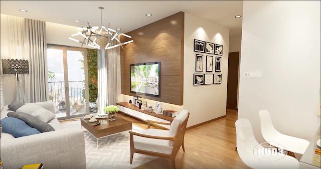 Thiết kế nội thất căn hộ chung cư HUD3 Nguyễn Đức Cảnh