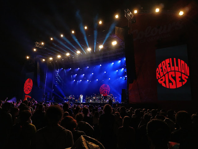Ziggy Marley, Colours Of Ostrava 2018
