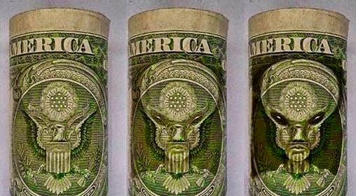 The Secret Sun: Lucifer's Technologies: Hoyle's HypothesisDollar Bill Secrets Alien
