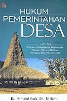 Hukum Pemerintahan Desa – Dalam Konstitusi Indonesia Sejak Kemerdekaan Hingga Era Reformasi