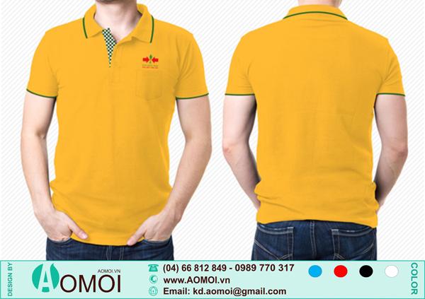 In áo thun đồng phục chất lượng tại Thời trang Áo mới