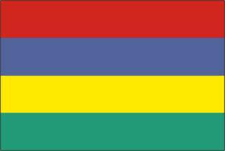Bandeira das Ilhas Maurício