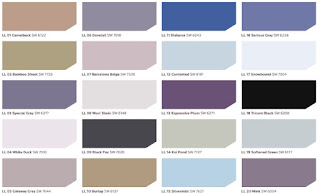 Freshaire Paint Colors