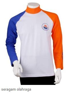 Jenis Kaos Untuk Seragam Olahraga