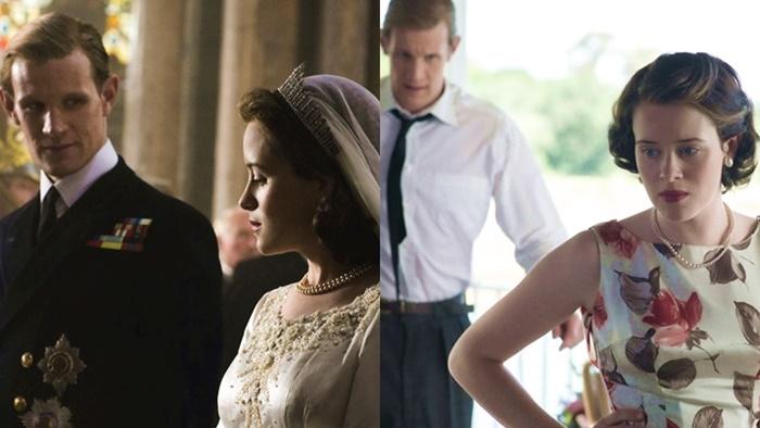Philip e Elizabeth