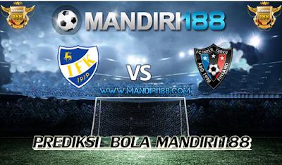 AGEN BOLA - Prediksi IFK Mariehamn vs Inter Turku 27 Juni 2017