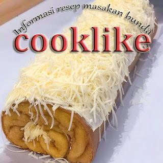 Resep Cooklike Cara Membuat Bolu Gulung Keju Panggang