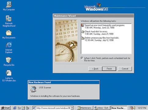 Windows yang Paling Ringan Hingga Terberat - 98