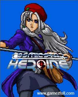 Descargar Cosmic Star Heroine para pc 1 link no español.