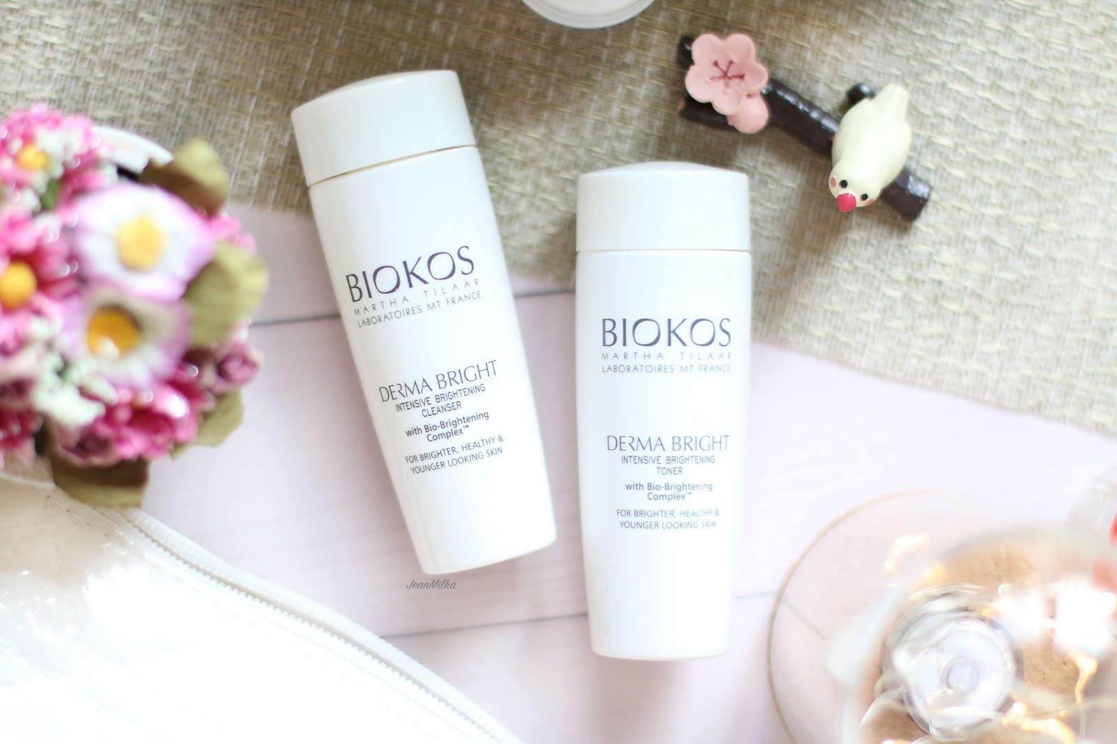 biokos, derma bright, biokos derma bright, skincare, skincare indonesia, skincare review, brightening skincare