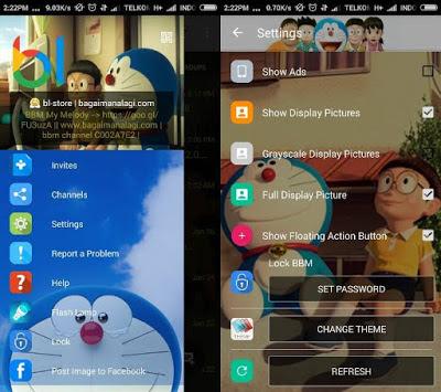 BBM Mod Doraemon v.12.2.0.9
