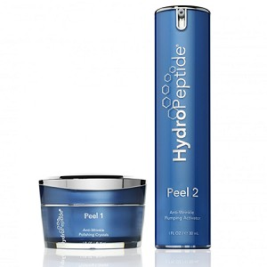 hydropeptide facial peel