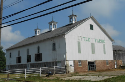 Lytle Farms Barn in Middletown Pennsylvania