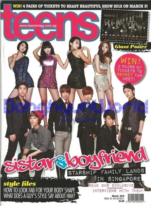 Teen Pop Magazines 112