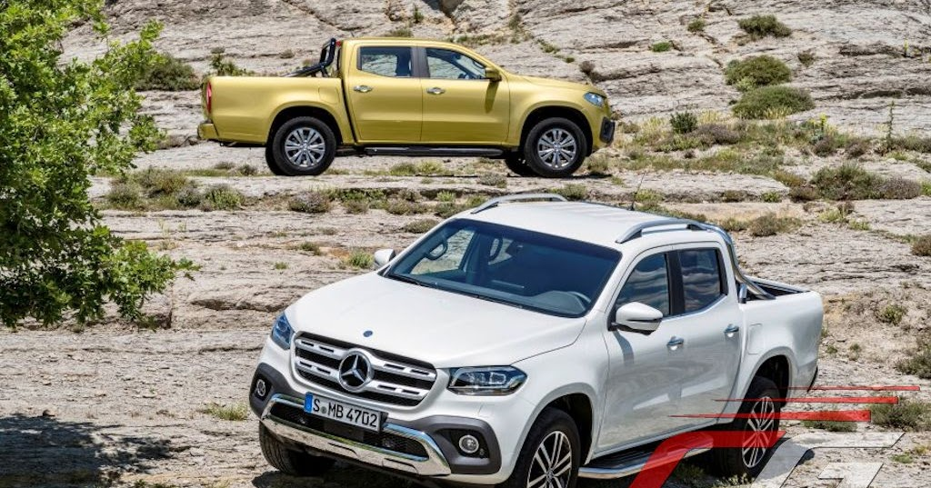 mercedes benz launches its first pickup truck and it 39 s generally meh w 21 photos specs. Black Bedroom Furniture Sets. Home Design Ideas