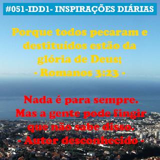 051-IDD1- Ideia do Dia 1
