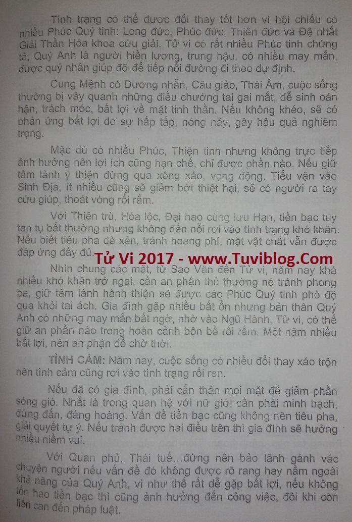 Canh Ngo nam mang 2017