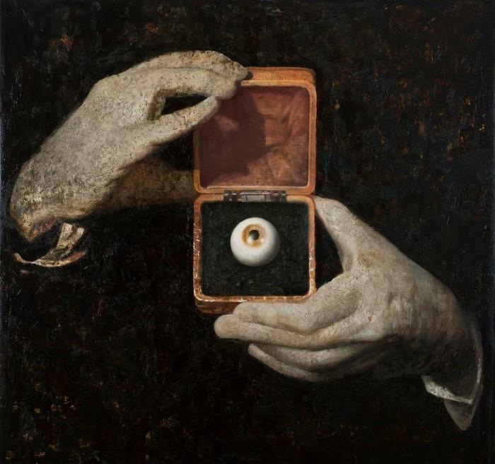 Американский художник. Vincent Desiderio