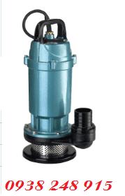 Máy bơm chìm nước thải Techrumi QDX1.5-32-0.75 1HP