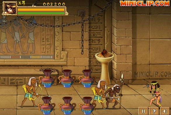 Free Egyptian Games