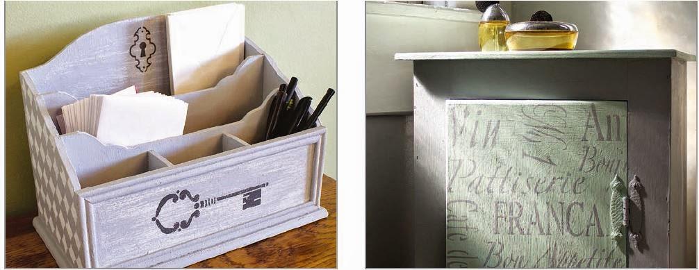 basteln macht gl cklich chalky finish vintage old look farben. Black Bedroom Furniture Sets. Home Design Ideas