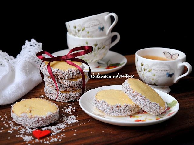 Бисквити Alfajores / Alfajores biscuits
