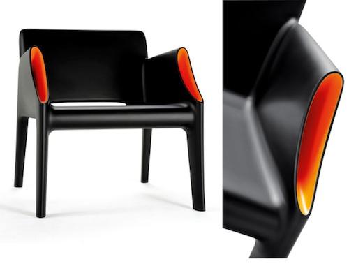 philippe starck. Black Bedroom Furniture Sets. Home Design Ideas