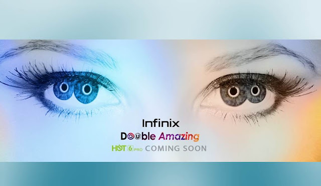 Infinix Working On All New Double Amazing In Its New Line Of Smartphones