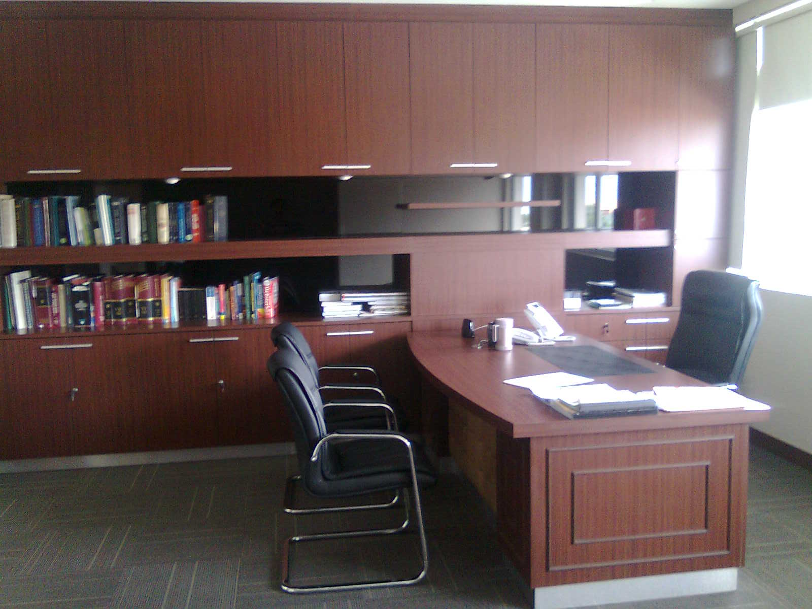 pics of office furniture. di mozaik anda akan diberikan banyak kelebihan dalam membuat furniture kantor anda. produk yang bisa kami kerjakan seperti, meja direktur, pics of office